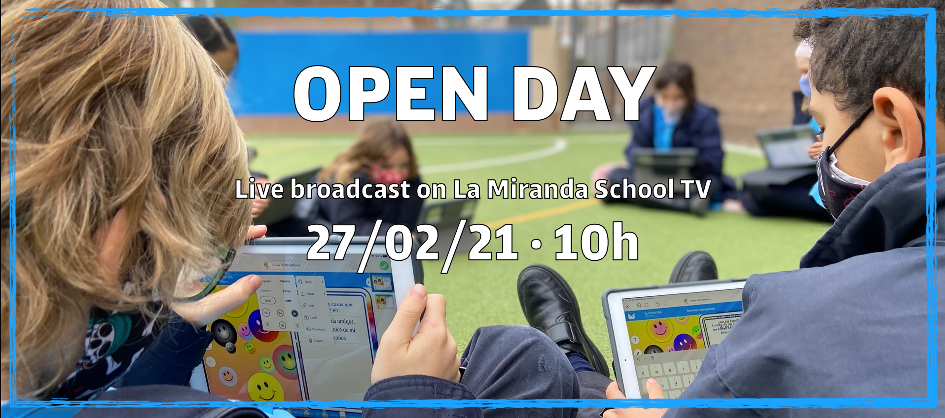 Open Day 1x1